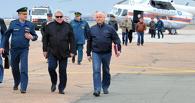 После визита полпреда президента Назаров подтвердил введение режима ЧС в Омской области
