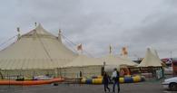 В Омске разобрали Circus Hall у «Континента»