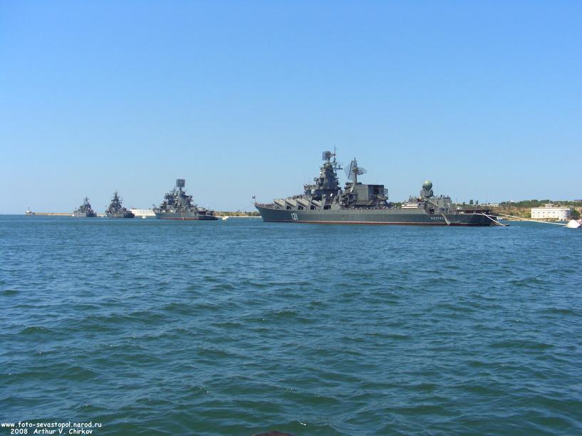Черноморский флот получит 54 новых корабля и судна