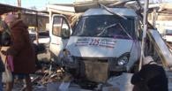 Полицейские проверят автопарк владельца маршрутки, въехавшей в церковный киоск в Омске