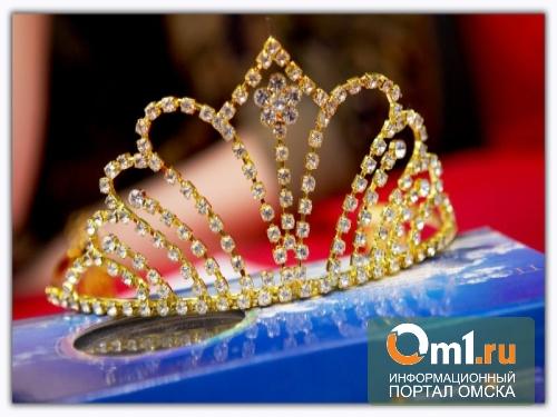Самую красивую маленькую леди Омска отправят на конкурс красоты в Москву