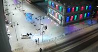 Лихача, который катался по улице Валиханова, нашли и оштрафовали