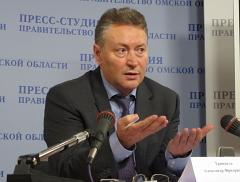 Триппеля уволили из омского правительства