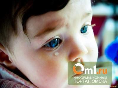 В Омской области еще один малыш облился кипятком