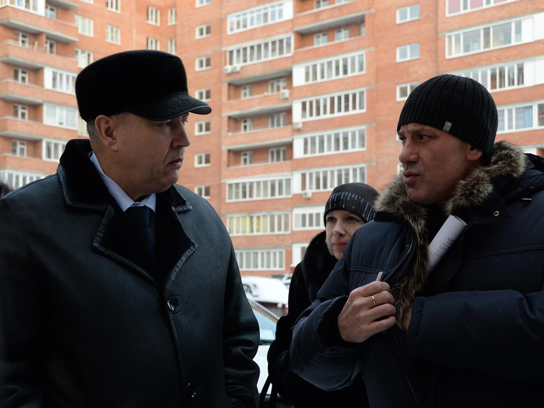 Омскую новостройку наКосмическом обещают сдать доконца недели