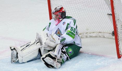 Сохатский играл против «Авангарда» с высокой температурой