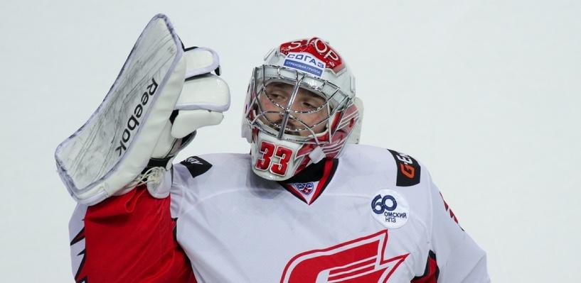 Доминик Фурх стал лучшим игроком «Авангарда» по итогам сезона