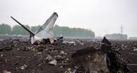 Свидетели рассказали, что перед авиакатастрофой лайнер горел
