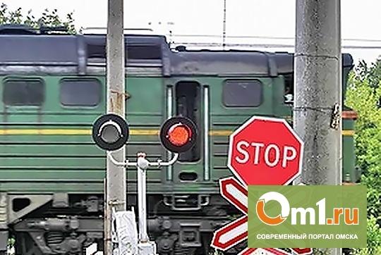 В Омске на ремонт закроют ж/д переезд на улице Рабочей
