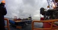 Турецкое судно пыталось помешать перемещению российских буровых установок в Чёрном море