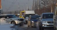 Обзор ситуации на дорогах в Омске: пробки на Конева и Красном Пути