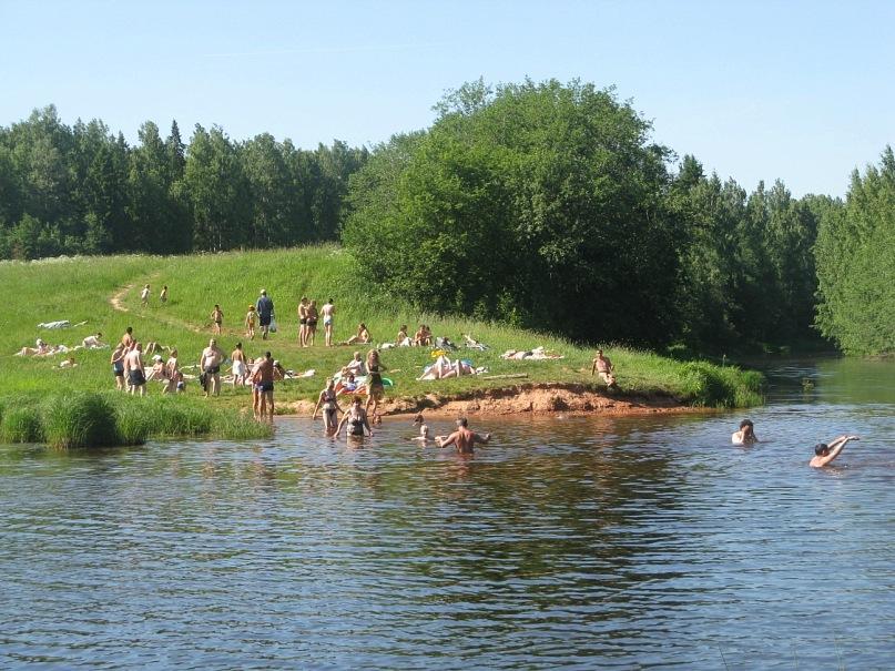 В Омской области в реке Омь утонула девочка