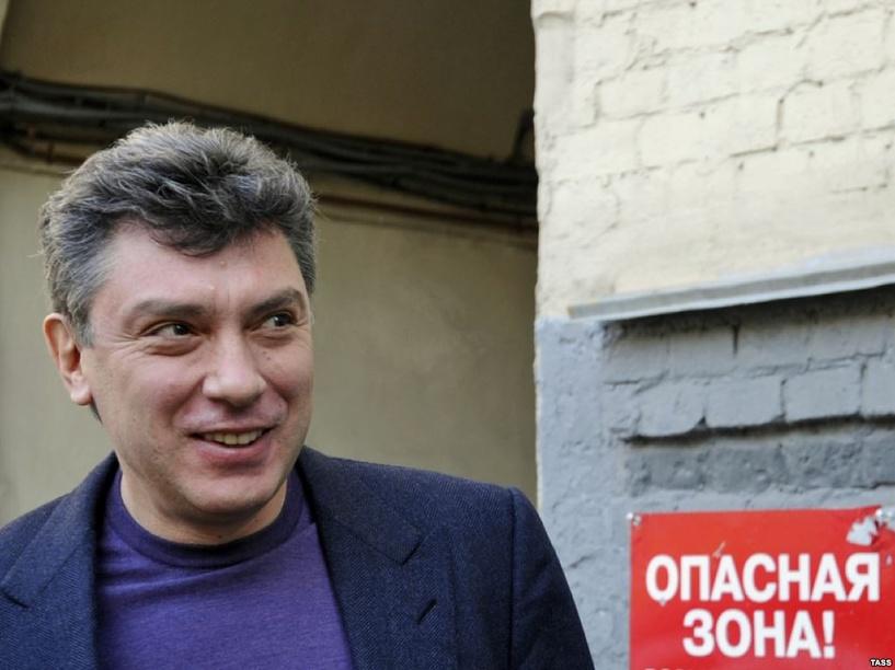 Оппозиционер Борис Немцов застрелен возле Кремля