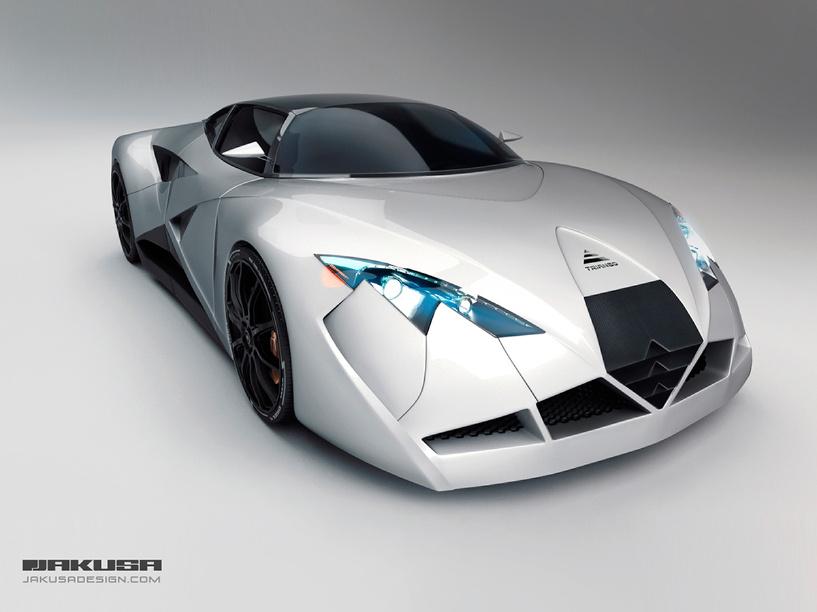 Ең жылдам! Казахи готовят конкурента Bugatti и Tesla — электросуперкар