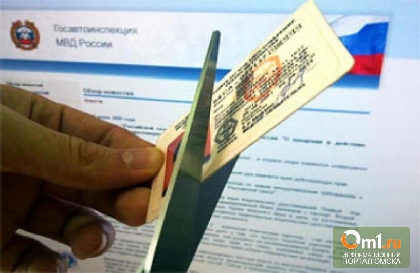 В Омской области права выдавали шизофреникам, алкоголикам и олигофренам