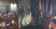 В Омске из-за короткого замыкания чуть не сгорел 5-этажный дом на Химиков