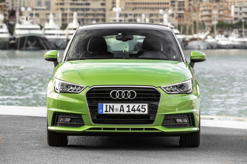 Золотое обновление: самая «дешевая» модель Audi подорожала на 14%