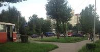 В Омске из-за аварии встали трамваи