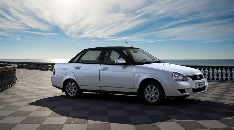 Гаражный тюнинг на конвейере: АвтоВАЗ выпустил спецверсию Priora