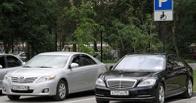 Госдума хочет рассадить чиновников в автомобили по рангу