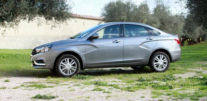 Поймали на слове: ФАС не хочет заморозки цен на Lada Vesta