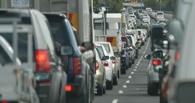 Пробки в Омске: движение затруднено на Левобережье и в центре