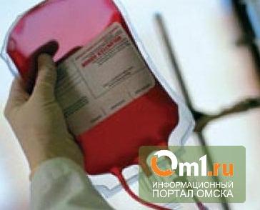 Омские доноры крови вместо денег будут получать продукты