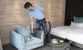 Как выбрать средство для моющего пылесоса?
