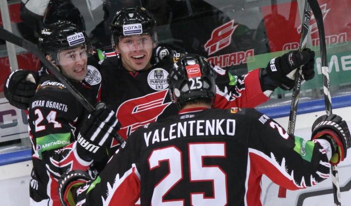 «Авангард» официально объявил о подписании контракта с Валентенко