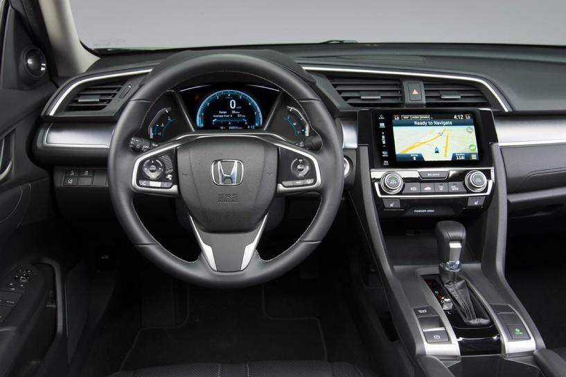 Повезло кому-то: Honda показала новое поколение Civic