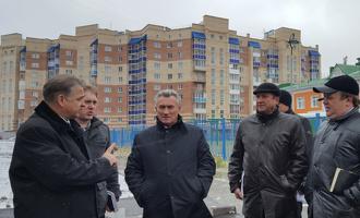 В начале 2017 года на Московке-2 планируют сдать два жилых дома