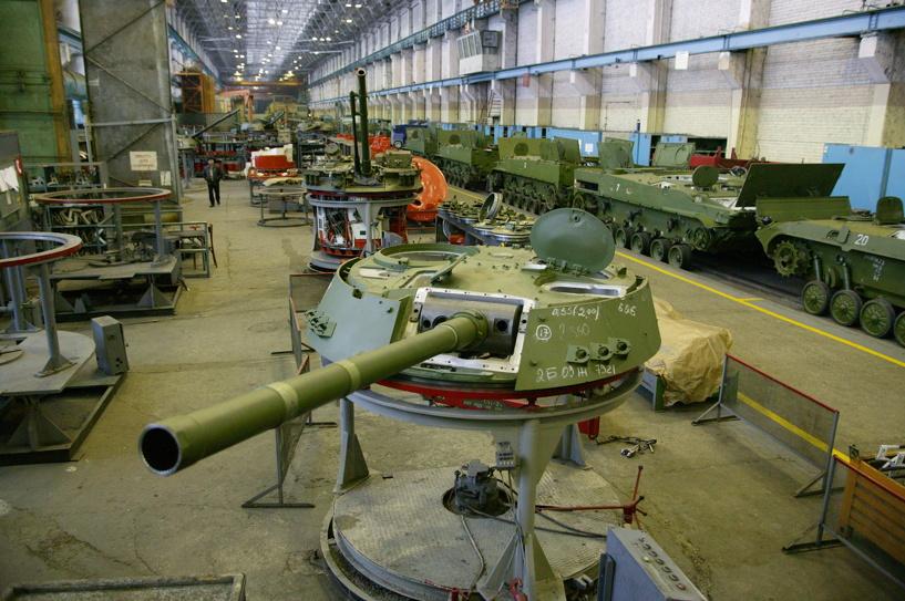 Программу импортозамещения украинских деталей ОПК оценили в 50 млрд рублей
