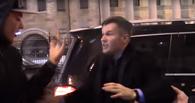 Олимпийский чемпион Алексей Немов подрался с активистом движения «СтопХам». Видео