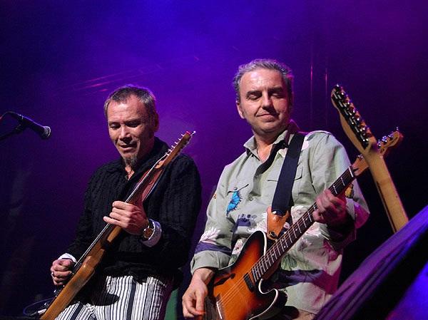 Группа «Чайф» даст концерт в Омске