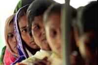 В Индии убили трех женщин, заподозренных в занятиях колдовством