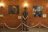 Полиция Петербурга унесла из музея «Эротические сны Мизулиной»
