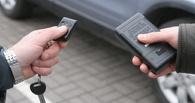 Автоворы угнали у омички Toyota RAV4 за 900 000 рублей