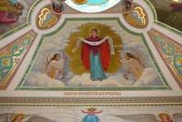 Российский иконописец расписал храм на Афоне