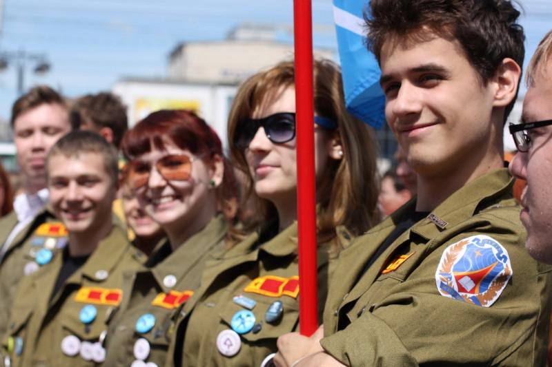 Студенческий стройотряд сможет внести свою лепту в Любинский проспект