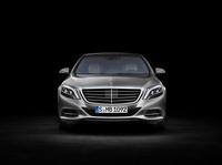 Глазастый «шестисотый»: Mercedes-Benz показал нового флагмана марки