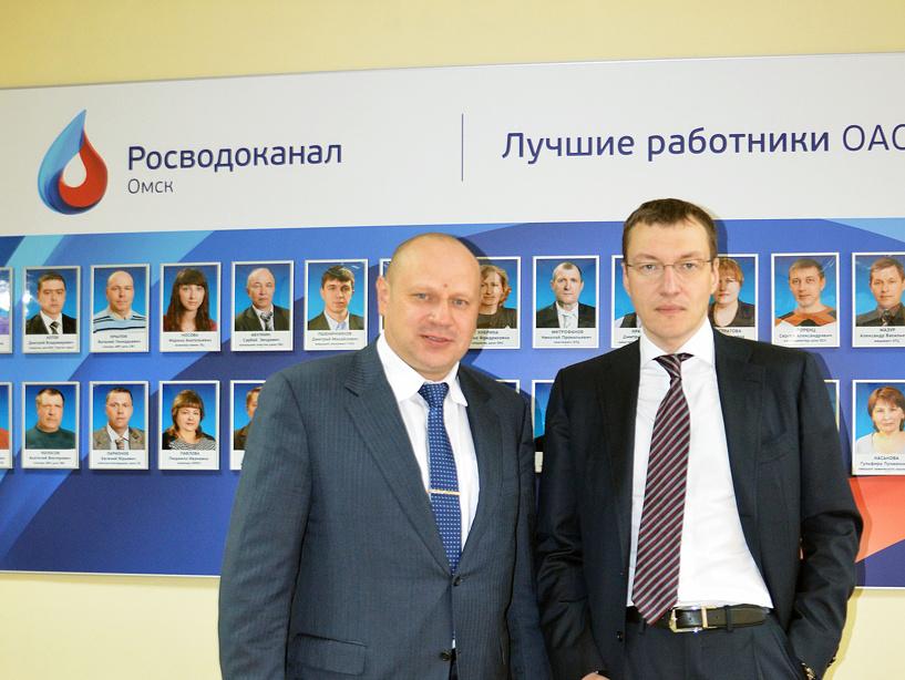 960 млн рублей инвестирует «Росводоканал Омск»