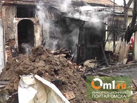 В Омской области взорвался газ: восемь пострадавших