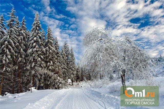 На выходных в Омске снова похолодает