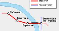 Первую ветку метро в Омске будут строить до конца 2020 года