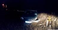 Ночью на трассе «Тюмень – Омск» насмерть разбился автомобилист