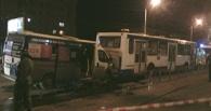 В ДТП с автобусом и двумя маршрутками на Красном пути пострадали 19 человек
