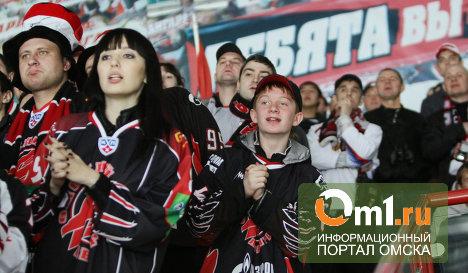 На матчи омского «Авангарда» будут впускать с едой и напитками