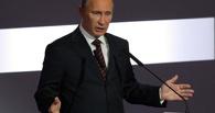 «Такое на улице не решается». Владимир Путин ответил на вопрос о присоединении Донбасса к России