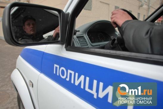 В Омске майор полиции попал в ДТП на личном джипе