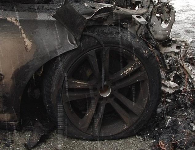 Все, что нажито: в Москве огонь уничтожил 13 иномарок стоимостью 150 млн рублей